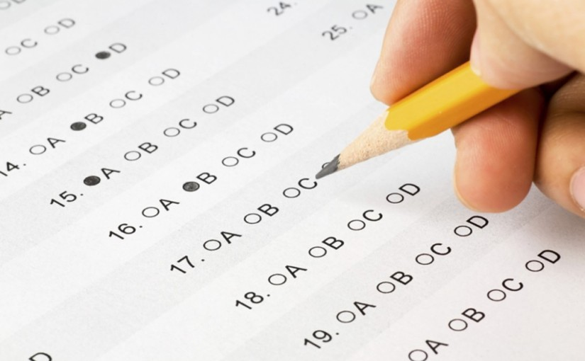 CME2 Lesson14 他不怕考试