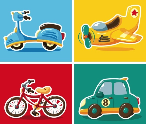 Lesson 15 Transportation交通工具