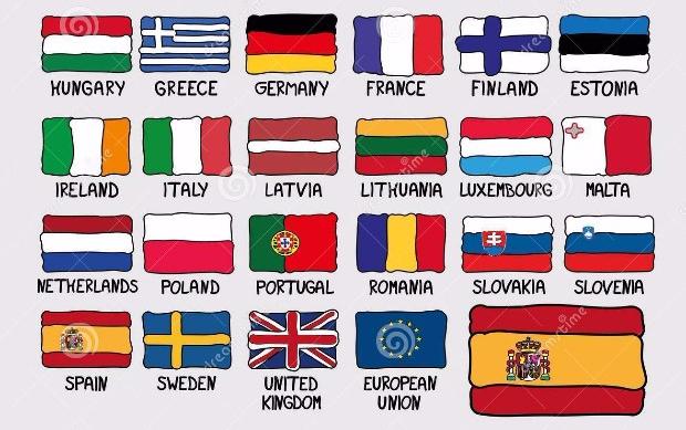 Lesson 12 Countries国家